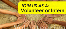 Volunteer Today and Help Make A Change